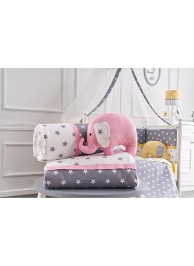 POKY Bebek Uyku Seti Filli 80X130 Pembe